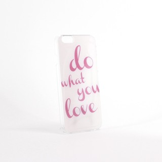 Coque Apple iPhone 6 Plus/6s Plus itCase Do What You Love