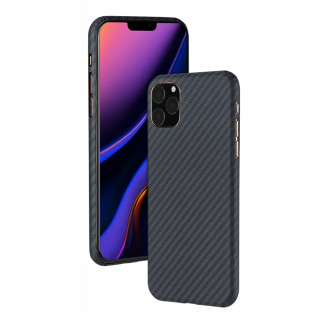 Coque Apple iPhone 11 Pro Max Karbon ItCase Noir