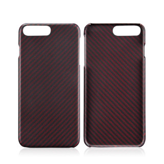 Coque Apple iPhone 7 Plus/8 Plus Karbon Kevlar ItCase Red