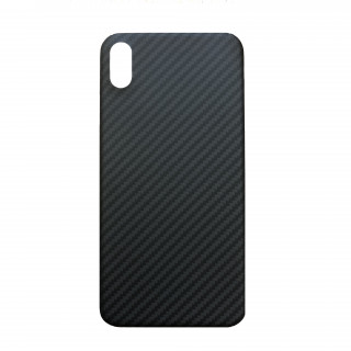 Coque Apple iPhone XS/X Karbon ItCase Noir