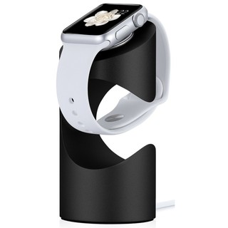 Support Apple Watch Just Mobile TimeStand Noir