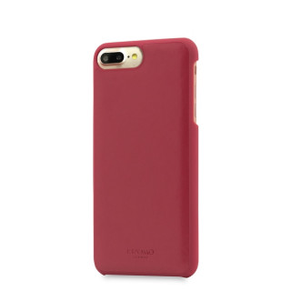 Coque Apple iPhone 7 Plus/8 Plus Knomo Cuir Chili