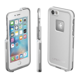 Coque Etanche LifeProof Fré iPhone 6 Plus/6s Plus Blanche
