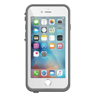 Coque Etanche LifeProof Fré iPhone 6/6s Blanche