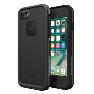 Coque Etanche LifeProof Fré iPhone 7/8 Asphalt Black