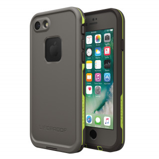 Coque Etanche LifeProof Fré iPhone 7 Second Wind Grey