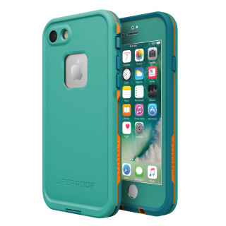 Coque Etanche LifeProof Fré iPhone 7/8 Sunset Bay Blue