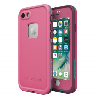 Coque Etanche LifeProof Fré iPhone 7/8 Pink