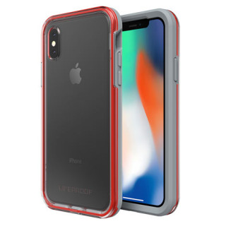 Coque LifeProof iPhone X Slam Lava Chaser