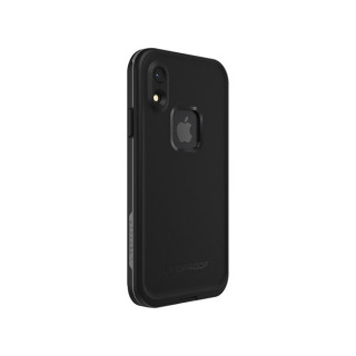 Coque Etanche LifeProof Fré iPhone XR Asphalt Black