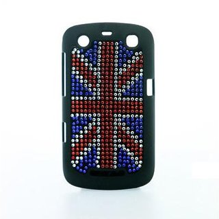 Coque BlackBerry Curve 9360 Strass UK