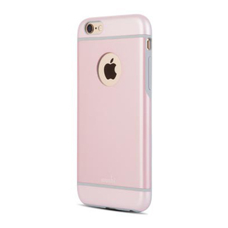 Coque iPhone 6/6s Moshi iGlaze Rose