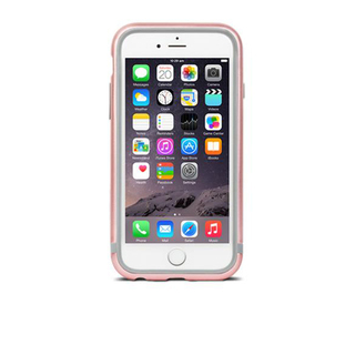 Coque Bumper iPhone 6/6s iGlaze Luxe Rose Moshi