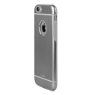 Coque iPhone 6 Plus/6s Plus iGlaze Armour Aluminium Noir Moshi