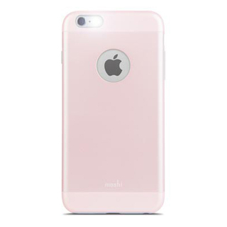 Coque iPhone 6 Plus/6s Plus Moshi iGlaze Rose