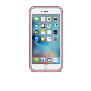 Coque Bumper iPhone 6 Plus/6s Plus iGlaze Luxe Rose Moshi