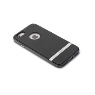 Coque iPhone 7/8 iGlaze Napa Moshi Noir