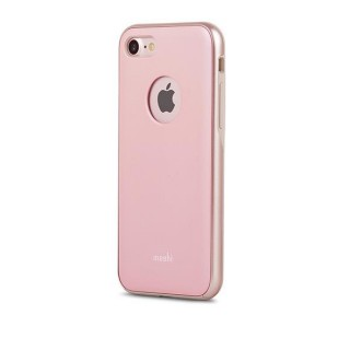 Coque iPhone 7/8 iGlaze Moshi Rose