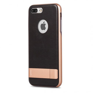 Coque iPhone 7 Plus/8 Plus iGlaze Kameleon Moshi Noir