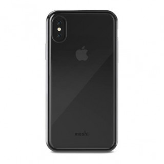 Coque iPhone X Vitros Moshi Noir