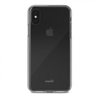 Coque iPhone XS/X Vitros Moshi Transparent