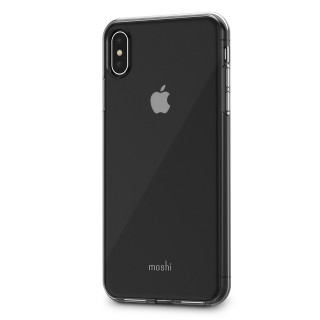 Coque iPhone XS Max Vitros Moshi Transparente