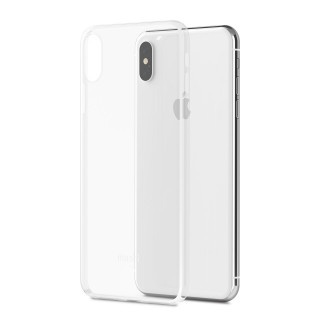 Coque Apple iPhone XS Max SuperSkin Moshi Transparent