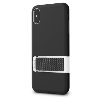 Coque iPhone XS Max Moshi Capto Noir
