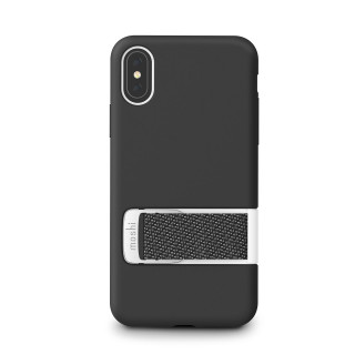 Coque iPhone XS/X Moshi Capto Noir