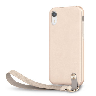 Coque iPhone XR Moshi Altra Beige