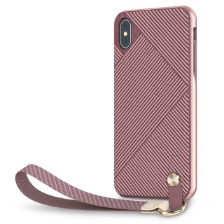 Coque iPhone XS Max Moshi Altra Rose