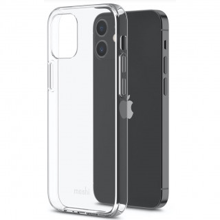 Coque iPhone 12 Mini Vitros Moshi Transparent