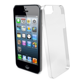 Coque Apple iPhone 5/5S/SE Crystal Case Muvit