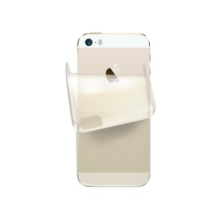 Coque Apple iPhone 5/5S/SE Crystal Soft Souple Muvit