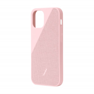 Coque Apple iPhone 12 Pro Max Clic Canvas Native Union Rose
