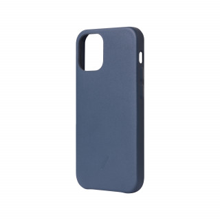 Coque Apple iPhone 12 Mini Clic Classic Native Union Cuir Indigo