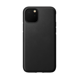 Coque Cuir Apple iPhone 11 Pro Nomad Rugged Black