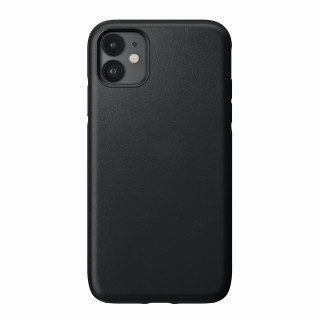 Coque Cuir Apple iPhone 11 Nomad Rugged Black
