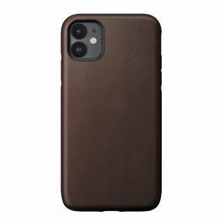 Coque Cuir Apple iPhone 11 Nomad Rugged Rustic Brown