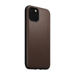 Coque Cuir Apple iPhone 11 Pro Max Nomad Rugged Rustic Brown