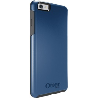 Coque iPhone 6 Plus/6s Plus Otterbox Symmetry Bleu/Gris
