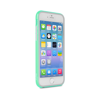 Coque Bumper Apple iPhone 6/6s Ultra Slim Puro Aqua