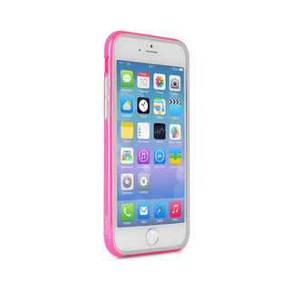 Coque Bumper Apple iPhone 6/6s Ultra Slim Puro Rose