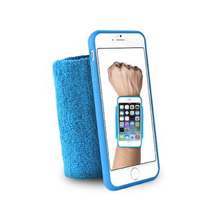 Brassard Running Band Apple iPhone 6/6s Puro Bleu