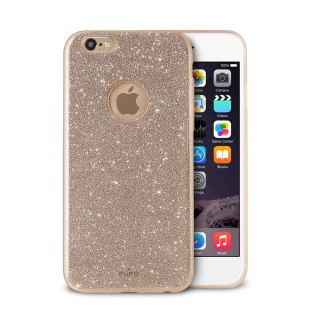 Coque Apple iPhone 6/6s Puro Shine Or