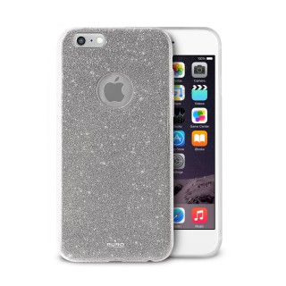 Coque Apple iPhone 6/6s Puro Shine Argent