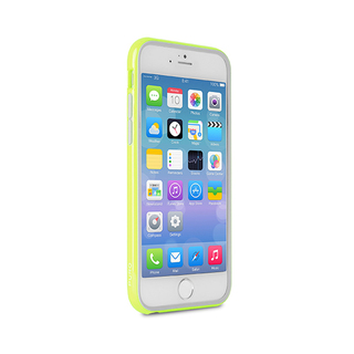 Coque Bumper Apple iPhone 6 Plus/6s Plus Ultra Slim Puro Lime
