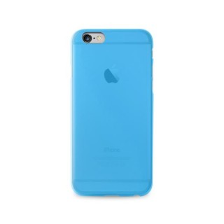Coque Apple iPhone 7 Puro Cover 0.3 Ultra Slim Bleu