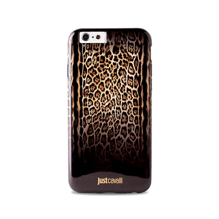 Coque Just Cavalli Apple iPhone 6/6s Leopard Double Stripe Puro