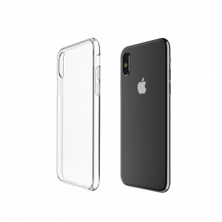 Coque Apple iPhone XS/X Hybrid QDOS Transparent